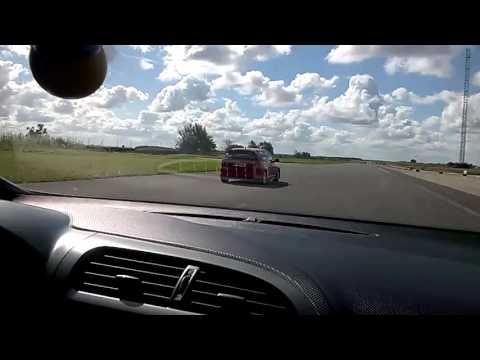 civic type r turbo 0.55 bar vs seat leon cupra