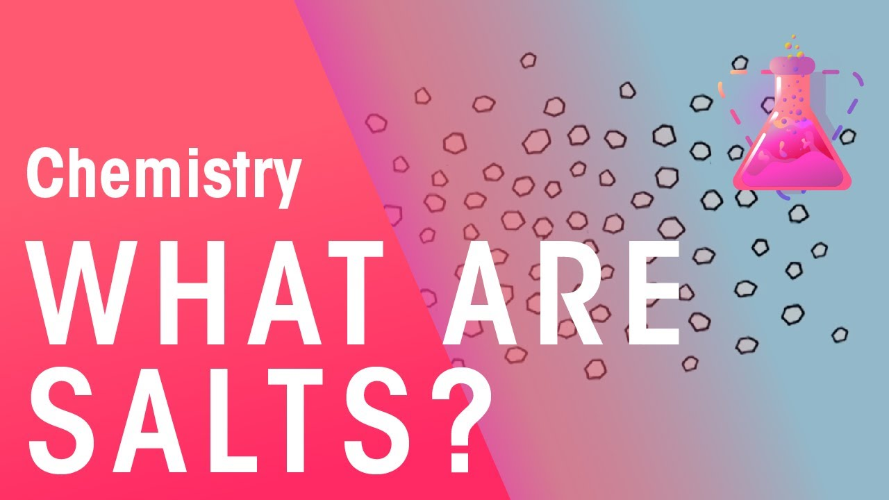 What are salts chemistry for all the fuse school youtube what are salts chemistry for all the fuse school urtaz Gallery