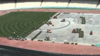 Showforce Athens Olympics Time Lapse