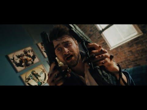 Акимбо прикручивают пушки к рукам   Пистолеты Акимбо   Пушки Акимбо фильм 2020   Момент из фильма