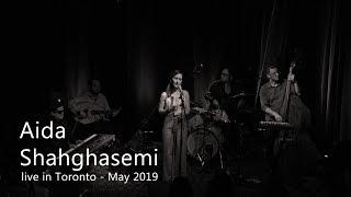 Live Performance of Aida Shahghasemi - Stay / اجرای زنده آیدا شاه قاسمی - بمان