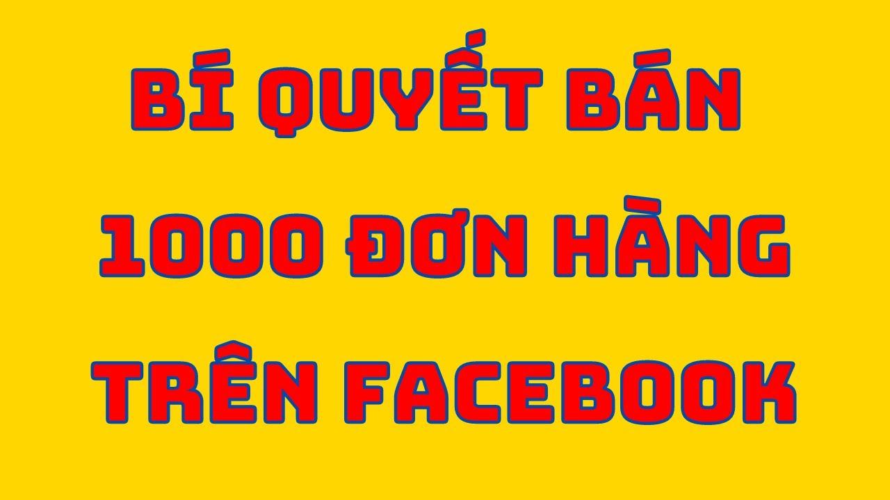 Bán Hàng Facebook Miễn Phí Không Cần Chạy Quảng Cáo Với Viral Chatbot