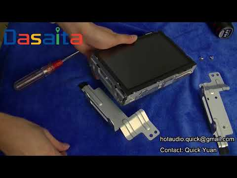 Q50 install android module  full steps