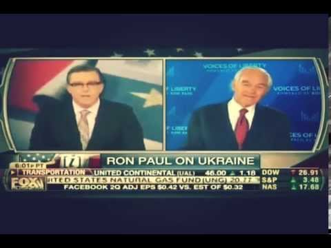 Ron Paul : Flight MH17 and Possible False Flag Attack