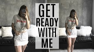HOW TO SLAY THE FIRST DAY OF SCHOOL | Get Ready With Me