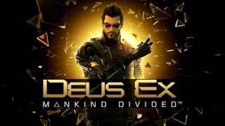 Мyзыка Deus Ex: Mankind Divided.