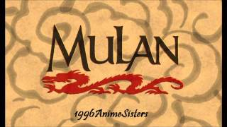 Mulan Honor To Us All German Fun Selfmade.mp3