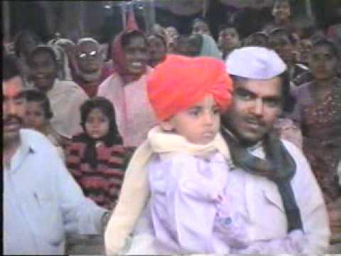 Kirtana of Balkrishna Maharaj at age 3 Travel Video