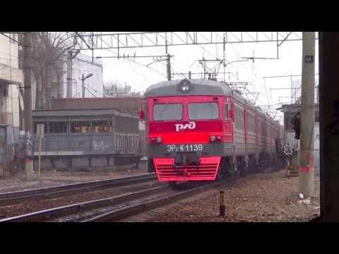 Электропоезд ЭР2к-1139/ЭМ2 016/ЭР2к-1139