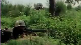民國七十一年戍守金門的國軍