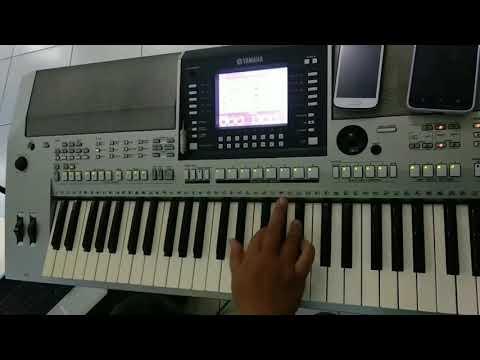 Belajar piano dasar lagu gambang suling