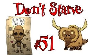 Don't Starve [WX 78] #51 Просто фантастика...