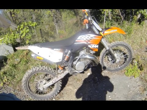 COME BACK 250 SX 2010