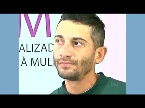 Cidade Alerta mostrou e ex-marido assassino foi preso