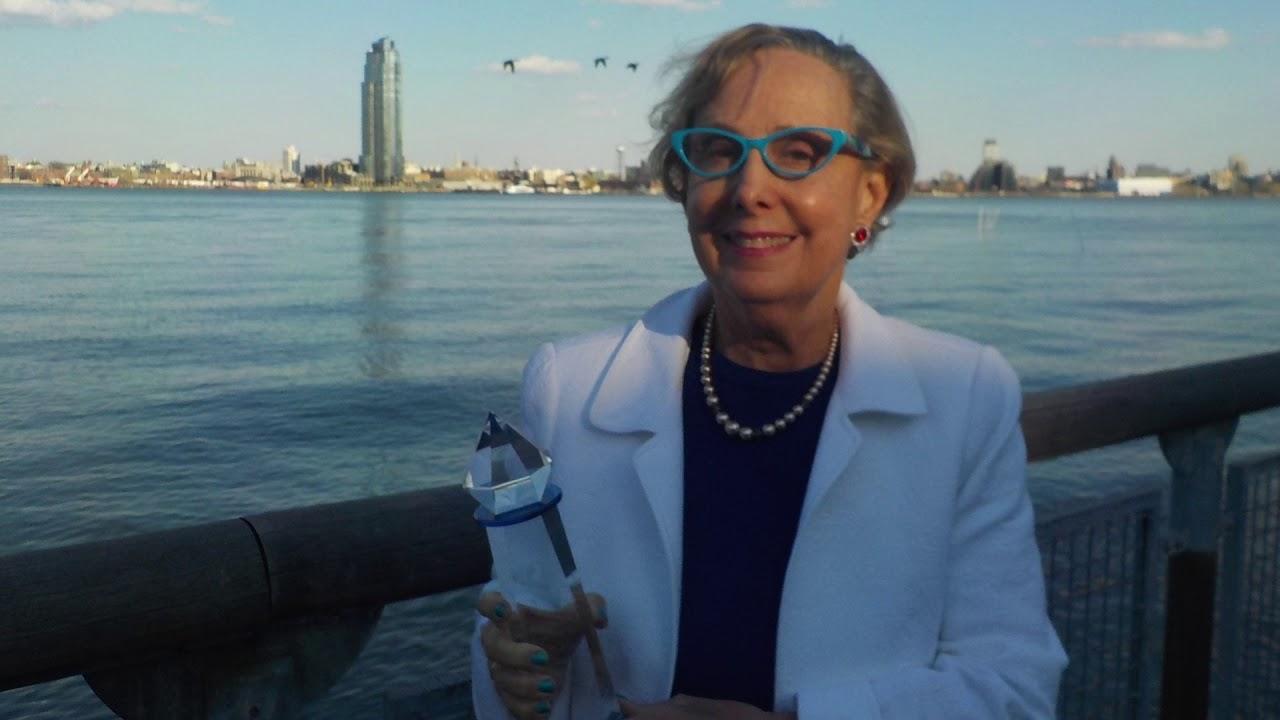 Dr  Jane Katz honored member of IAOTP