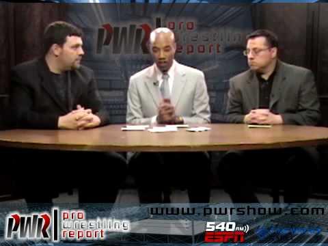 Pro Wrestling Report TV - March 11, 2009