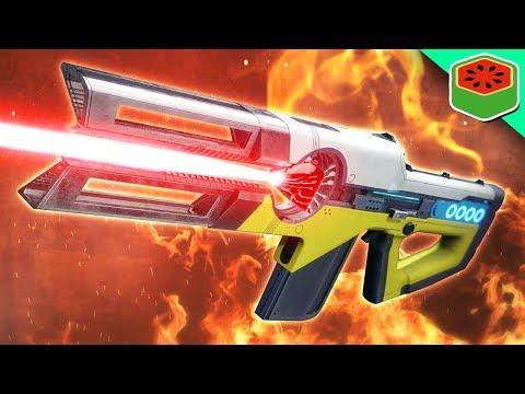 EXTREME LASER TAG! | Destiny 2 Prometheus Lens