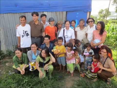 Thiện nguyện Tuệ Tâm tại xã Cư K