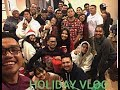 DRUNK PEOPLE AT OUR CHRISTMAS PARTY GET OUT OF HAND! HOLIDAY VLOG 2018