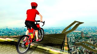 Cycle Race Extreme BMX Super Bicycle Rider - bicycle stunt racing game