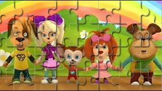видео Онлайн пазлы для детей