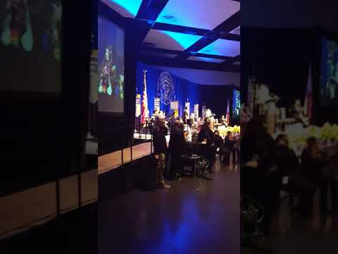 Graduation from San Jose City College at Santa Clara Convention Center.