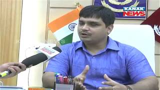 Tribal Girl Rescued From Delhi; Discussion With Sundargarh SP Pinaki Mishra