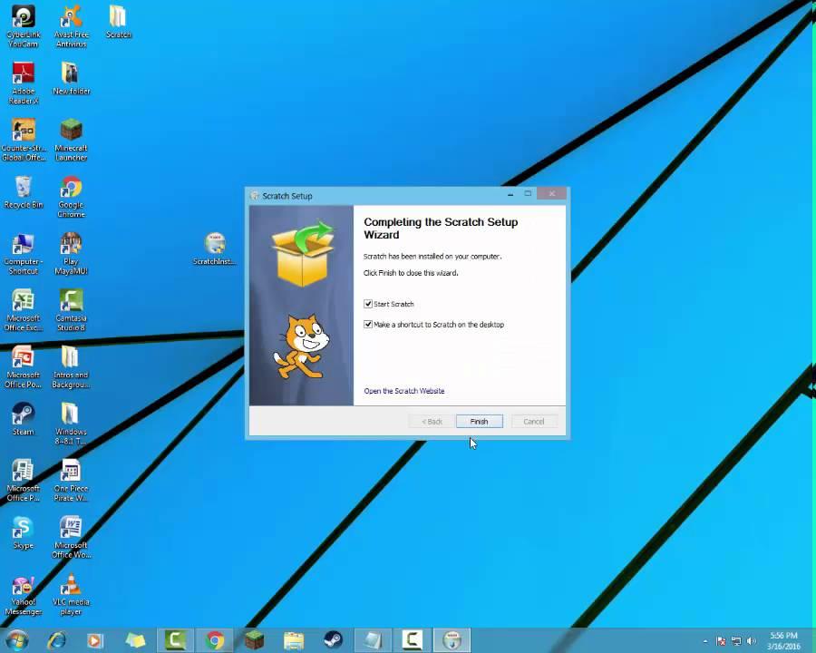 download scratch windows 8