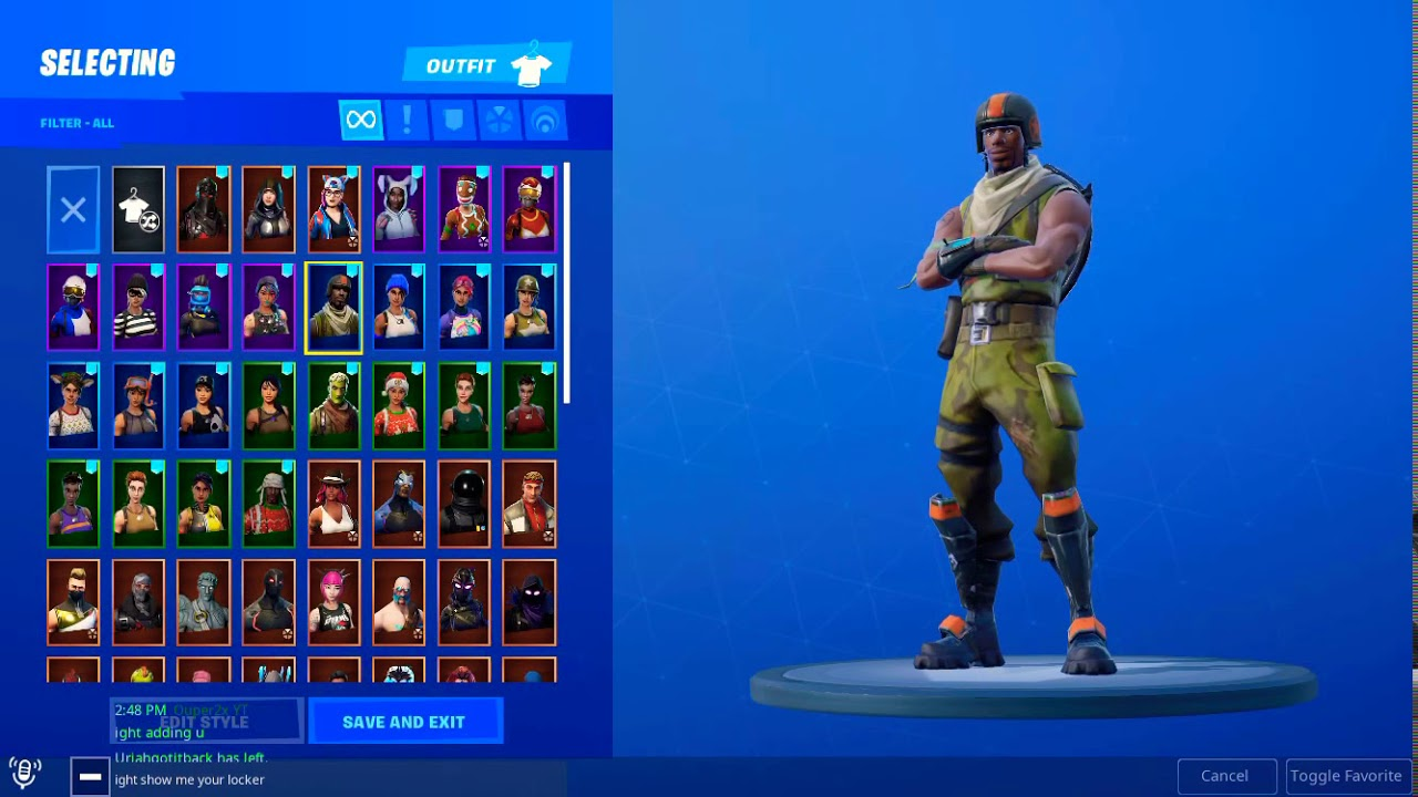 Aerial Assault Trooper Account For Sale Read Desc Youtube