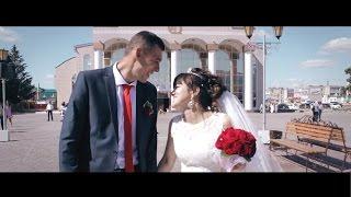 Ильсур и Алия. Свадебный клип. 15.07.2016