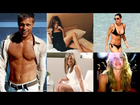 20 Hot Girls Brad Pitt Dated