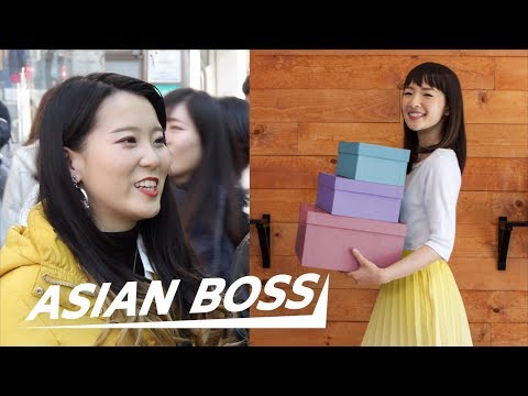 What The Japanese Think Of Marie Kondo [Street Interview]   ASIAN BOSS