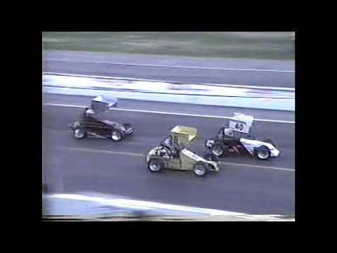 1994 US Open - Can Am Midgets @ Lancaster Speedway Night #1