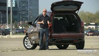 Test Drive: 2015 Buick Enclave