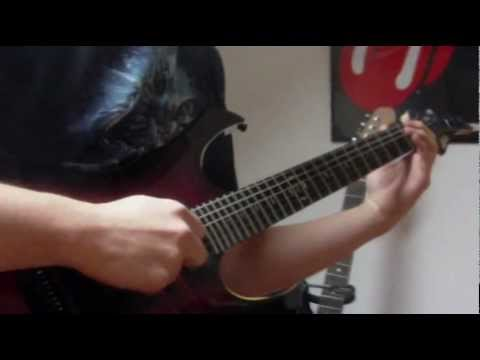 Dream Theater - erotomania solo (cover)