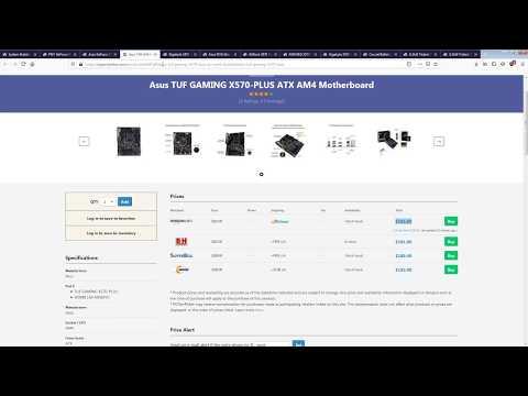 Buildzoid Vs PC Partpicker 3: 2500-3000USD 3950X + 2080 Ti Builds