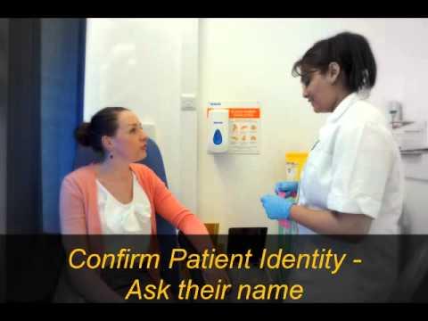 Blood Transfusion Sampling Video