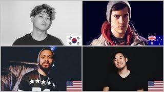 Hiss - Jumpin (with. Gene shinozaki, Codfish, Amit) | Music Video