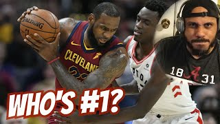 Who's REALLY #1 In The EAST? Cleveland Cavaliers vs Toronto Raptors