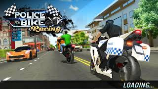 Police Bike Racing Free / Android Game / Game Rock
