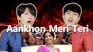 Baixar Amazed by Deepika's beauty! | Aankhon Mein Teri Reaction by Korean Dost | Om Shanti Om