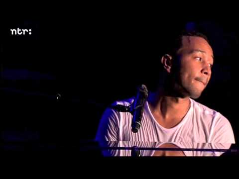 Bridge Over Troubled Water - John Legend - North Sea Jazz 2013 mp3