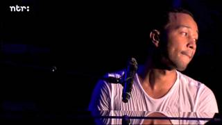 Bridge Over Troubled Water - John Legend - North Sea Jazz 2013 thumbnail