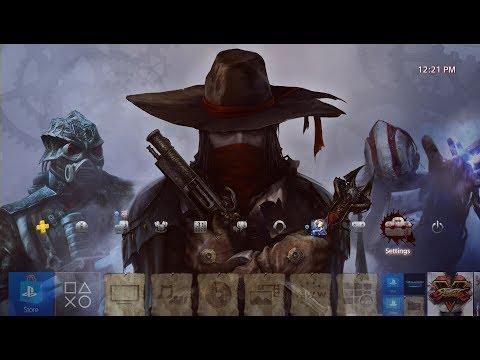 Van Helsing Theme PS4
