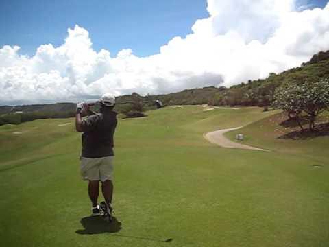 Golf with friends @ Onward Mangilao Golf Club