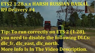 Hello. Please Click On 'Show More' For Video Description. Thanks.  One thing....Try to make a backup of your 'profiles' folder in your ETS2/ATS folder. This way if you made changes to your game & things didn't go right, all you have to do is, delete the p