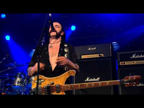 Motörhead   Ace Of Spades Live Full HD + Lyrics