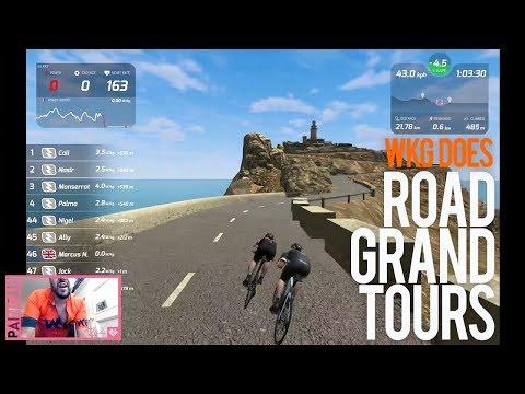 #291. WKG Tries ROAD GRAND TOURS (RGT)   ///   Cap De Formentor