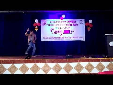 ATIF ASLAM SONG LYRICAL ,MIX robotic | popping | tutting  | bollywood dance by tushar mali