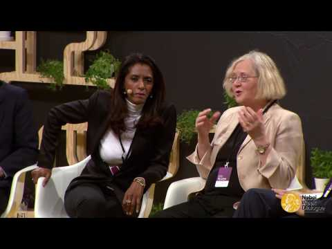 """What role does food play in our lives? """"Your Plate. Our Planet."""" Nobel Week Dialogue 2016"""
